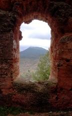 Torre de Haches interior